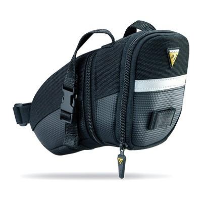 Topeak Medium Aero Wedge Pack with Buckle