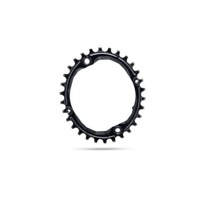 absoluteBLACK MTB Oval Narrow-Wide Chainring, 104 & 64BCD X 4