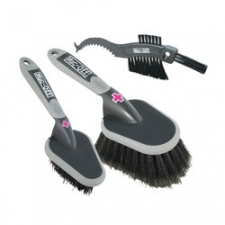 Muc-Off 3 Brush Set