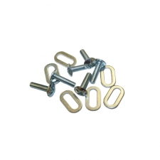 Look KEO Cleat Screws and Washers Extra Long 20mm (6 p...