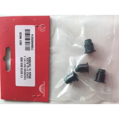 SRAM Chainring Bolt Kit, 4-Arm, 1X Crankset, Aluminium, Black