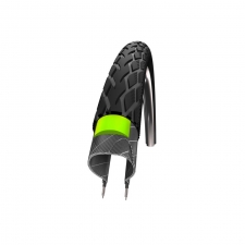Schwalbe Marathon Tyre, Wired 700c (green guard)