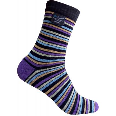 DexShell Utraflex Striped Waterproof Socks - Stripe