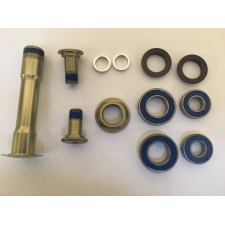 Giant GS8346 Rear Frame Bolt Set (Trance 2014), 1280GS...