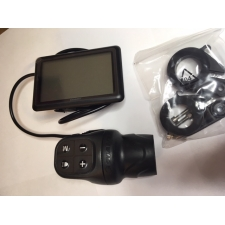 Giant LCD Display & Ride Control Sports Buttons,  245M...
