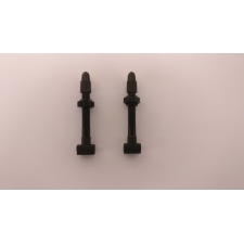 Giant Tubeless Valves (Pair) - Black