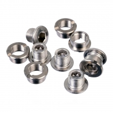 ID Chainring Bolts, Stainless Steel