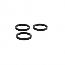 Leonardi OPI Steerers Spacers (3 black)