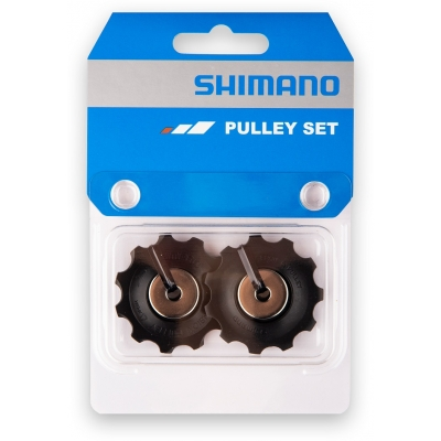 Shimano RD-5700 Universal Guide and Tension Derailleur Jockey Wheels