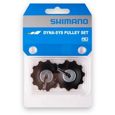 Shimano Deore RD-M593 Tension and Guide Derailleur Jockey Wheels