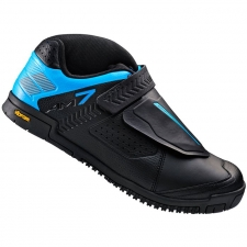 Shimano AM7 SPD All Mountain MTB shoes - flat sole