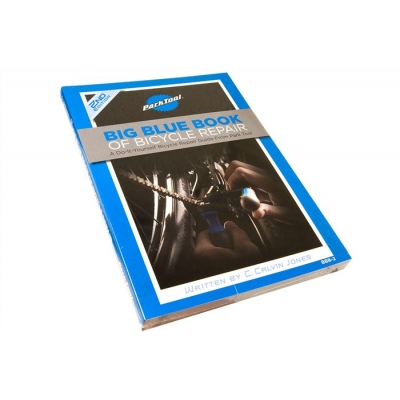 Park Tool Big Blue Book of Bicycle Repair (3rd Edition)