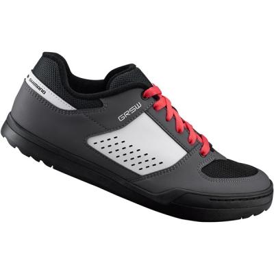 Shimano GR5W Women's Flat Cycling Shoes, Grey