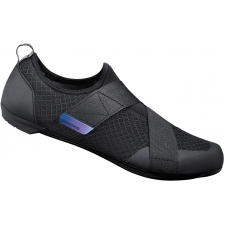 Shimano IC1 Spin & Indoor Cycling Shoes, Black (SPD-SL...