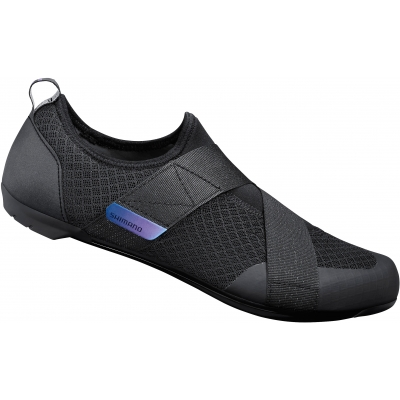 Shimano IC1 Spin & Indoor Cycling Shoes, Black (SPD-SL & SPD)