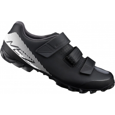 Shimano ME200 SPD MTB Shoes, Black / White,