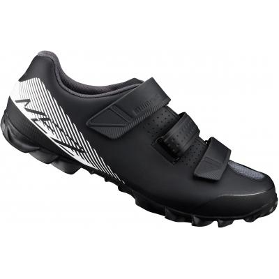 Shimano ME200 SPD MTB Shoes, Black / White,