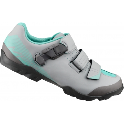 Shimano ME300W SPD MTB Womens Shoes, Grey / Mint