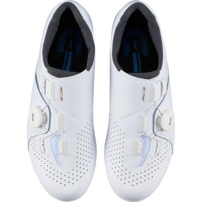 Shimano RC3W (RC300W) Women's SPD-SL Road Shoes - White