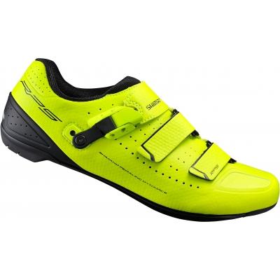Shimano RP5 Yellow SPD-SL Road Shoe