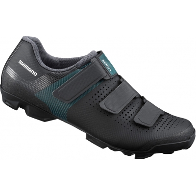Shimano XC1 Women's SPD Off Road Shoes, Black (XC100W)