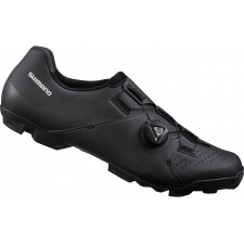 Shimano XC3 SPD Off Road Shoes, Black