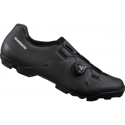 Shimano XC3 SPD Off Road Shoes, Black