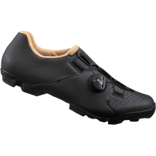 Shimano XC3 Women's SPD Off Road Shoes, Black (XC300W)