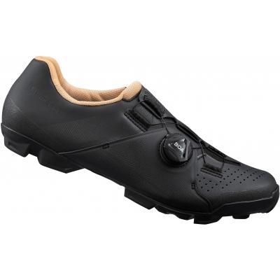 Shimano XC3 Women's SPD Off Road Shoes, Black (XC300W)