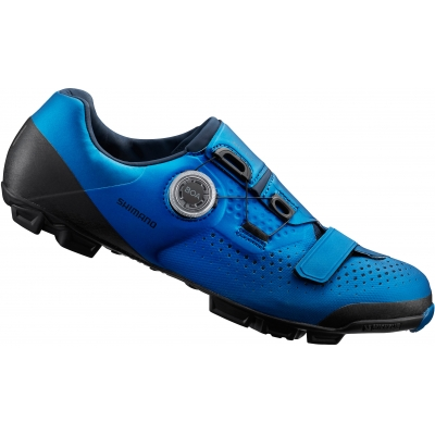 Shimano XC5 (XC501) SPD Off Road Shoes, Blue