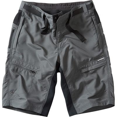 Madison Trail Men's Shorts, Dark Shadow Grey