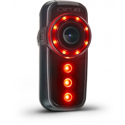 Cycliq FLY 6 CE, HD Rear Integrated Bike Camera and Safety Light