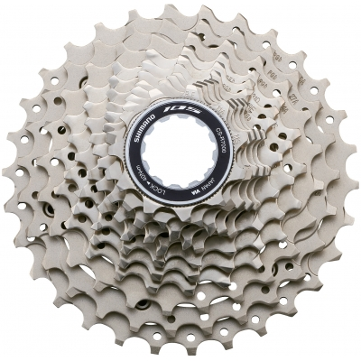 Shimano CS-R7000 105 11-speed Road Cassette, Close Ratio