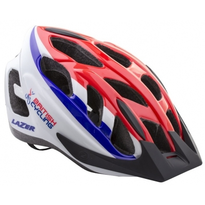 Lazer British Cycling Cyclone Helmet