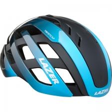 Lazer Century Helmet, Matt Black/Blue