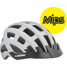 Lazer Compact DLX MIPS Helmet, White