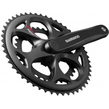 Shimano FC-A070 Tourney square taper double chainset 7...