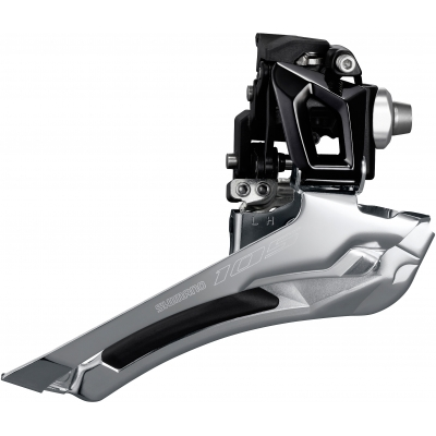 Shimano FD-R7000 105 11-speed toggle front derailleur, double 34.9 mm, black