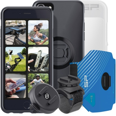 SP Gadgets Multi Activity Bundle - For iPhone (For running, cycling and driving)