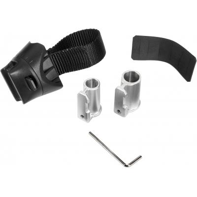 Kryptonite Transit Flexframe U bracket Mounting Kit, 13 and 16mm U Locks