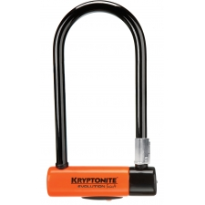 Kryptonite Evolution Series 4 U-lock with FlexFrame Br...