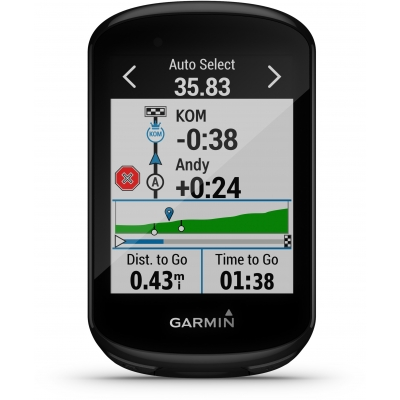 Garmin Edge 830 GPS-Enabled Computer (Unit Only)