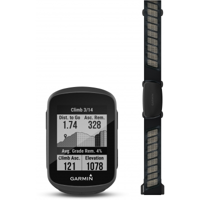 Garmin Edge 130 Plus GPS-Enabled Computer - Performance Bundle