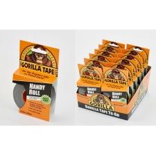 Gorilla Tape Handy Roll, 9.1m x 25mm