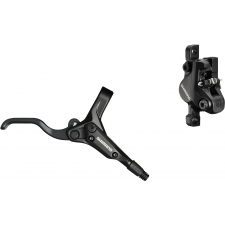 Shimano BR-M395 / BL-M425 bled disc brake lever and po...