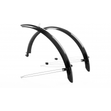 MPart Commute full length mudguards 700 x 46mm, Black