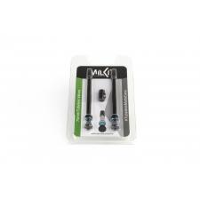 MilKit Tubeless Valves (Pair), 75mm