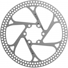 Aztec Stainless steel fixed disc rotor with circular c...