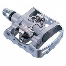Shimano M324 SPD MTB pedals - One sided mechanism