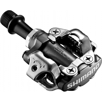 Shimano PD-M540 Mountain Bike SPD pedals - two sided mechanism